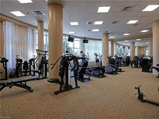 Start your day off right with a visit to the gym