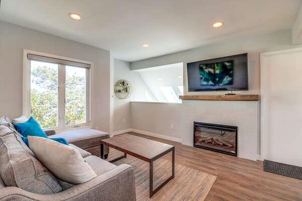 Fireplace - Third Floor