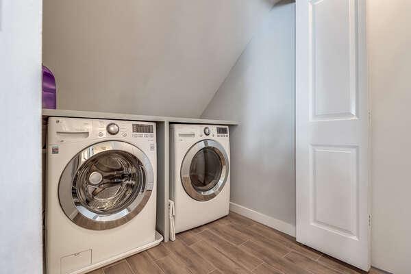 Laundry - Third Floor