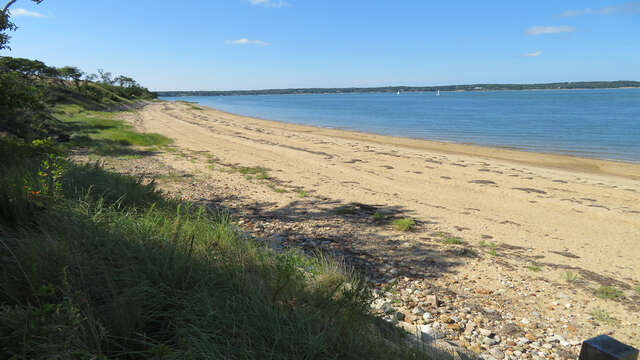 Enjoy the private beach! 66 Rush Drive Chatham Cape Cod New England Vacation Rentals