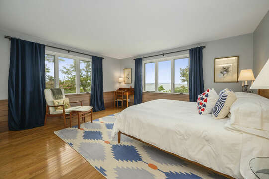 Views for Bedroom #3. 66 Rush Drive Chatham Cape Cod New England Vacation Rentals