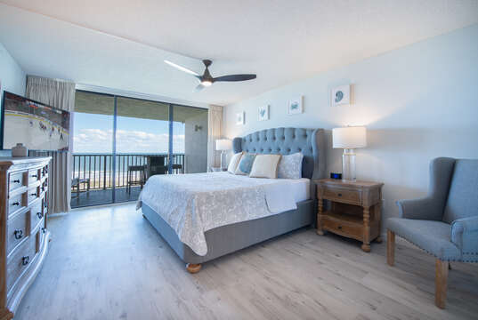 Wake up to the ocean calling your name!