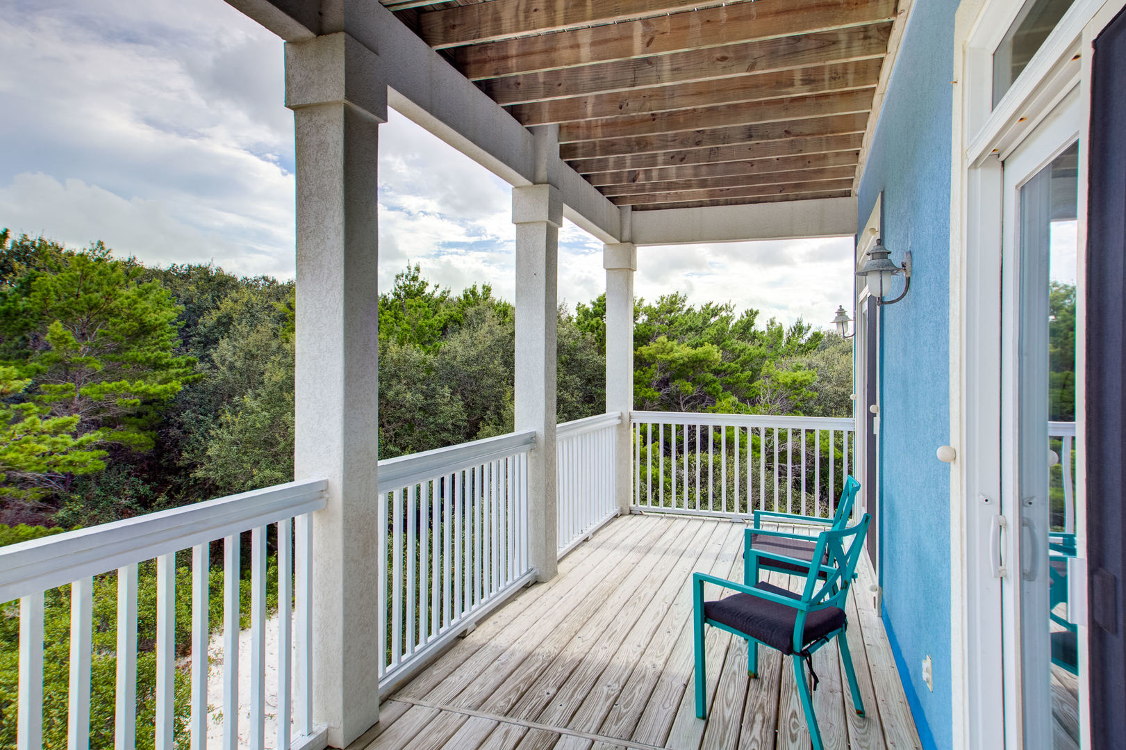 Enjoy Beautiful Views From Vacation Home in Gulf Shores.