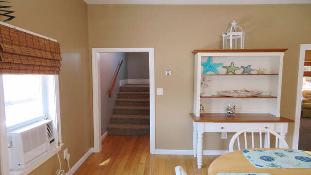 All 3 bedrooms are located on 2nd floor-128 Sea Street Unit 11 Dennisport Cape Cod New England Vacation Rentals