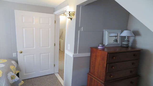 Another view of bedroom with 2 twin beds-128 Sea Street Unit 11 Dennisport Cape Cod New England Vacation Rentals