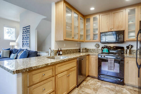 Kitchen - 2nd Floor