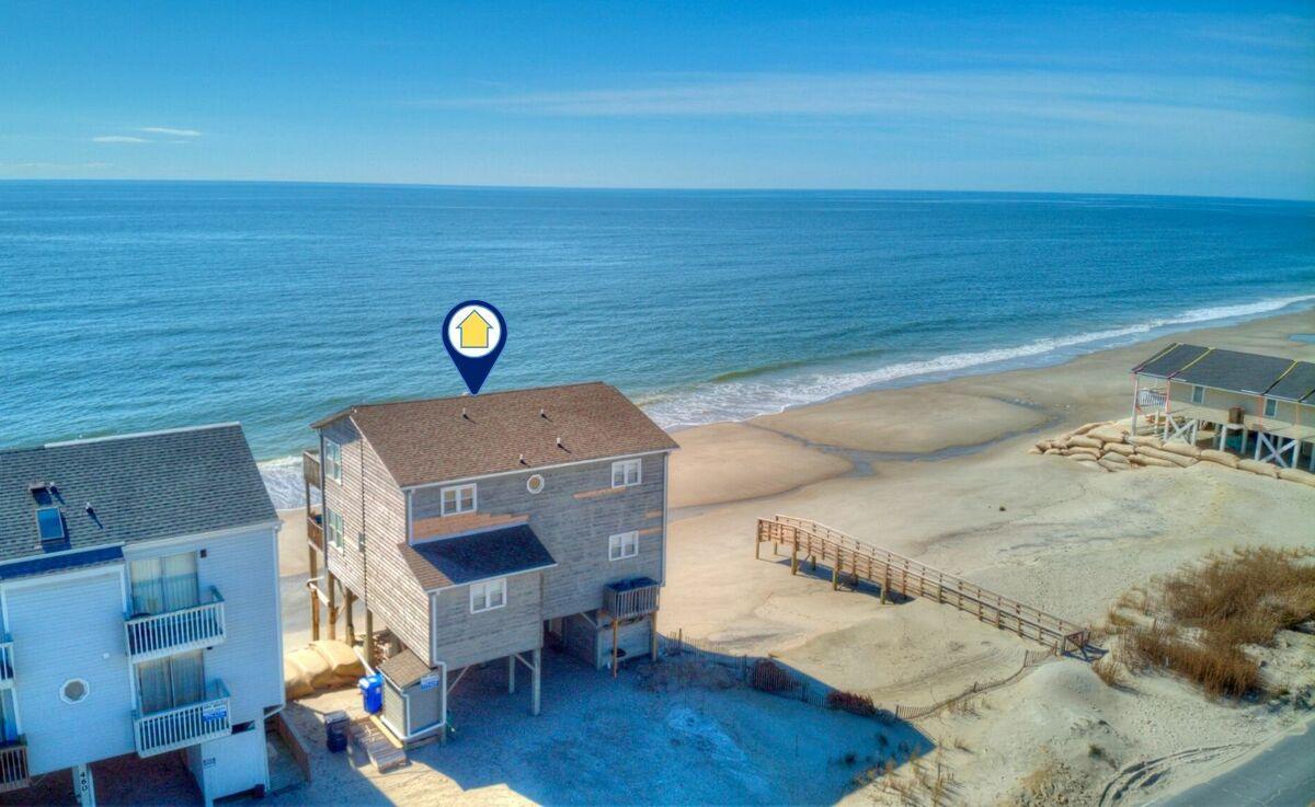 458E2 - Oceanfront House