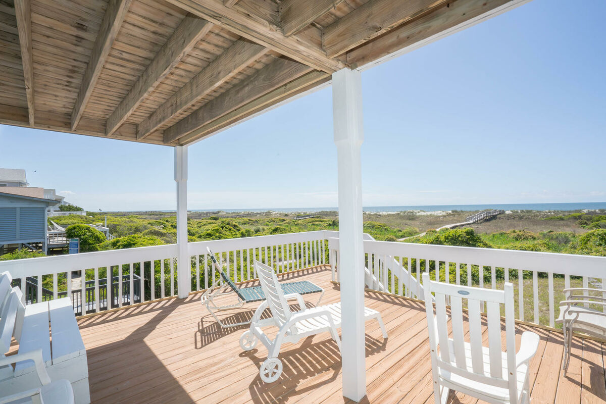 506EM-A Oceanfront Duplex - Star Thrower East