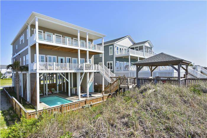 78E1 - Oceanfront Luxury House