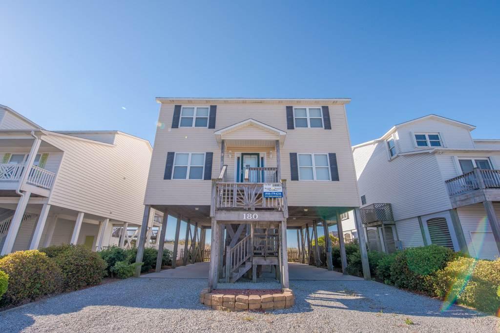 180E1 - Oceanfront House