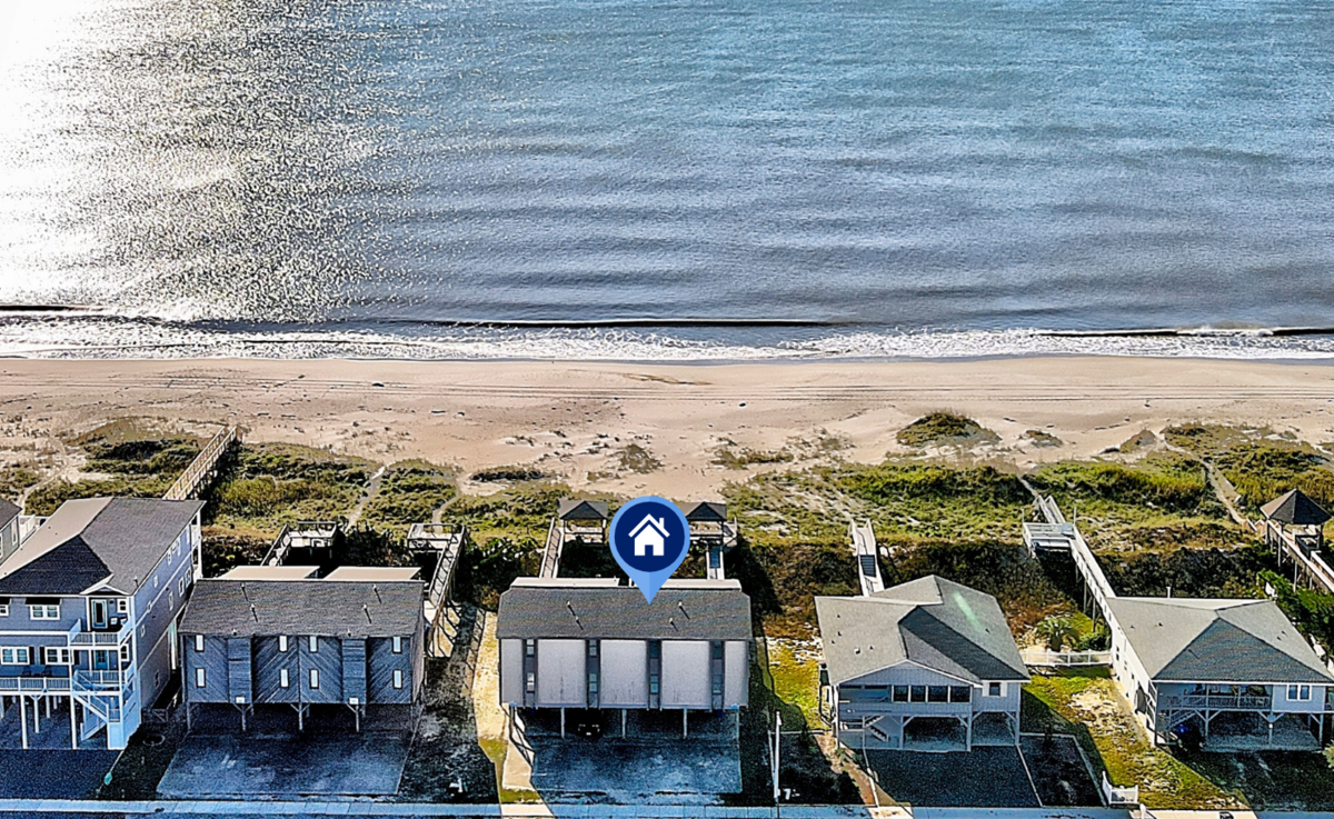 72EW- Oceanfront Duplex