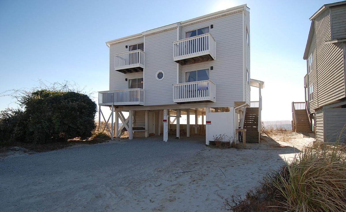 460E2 - Oceanfront Home