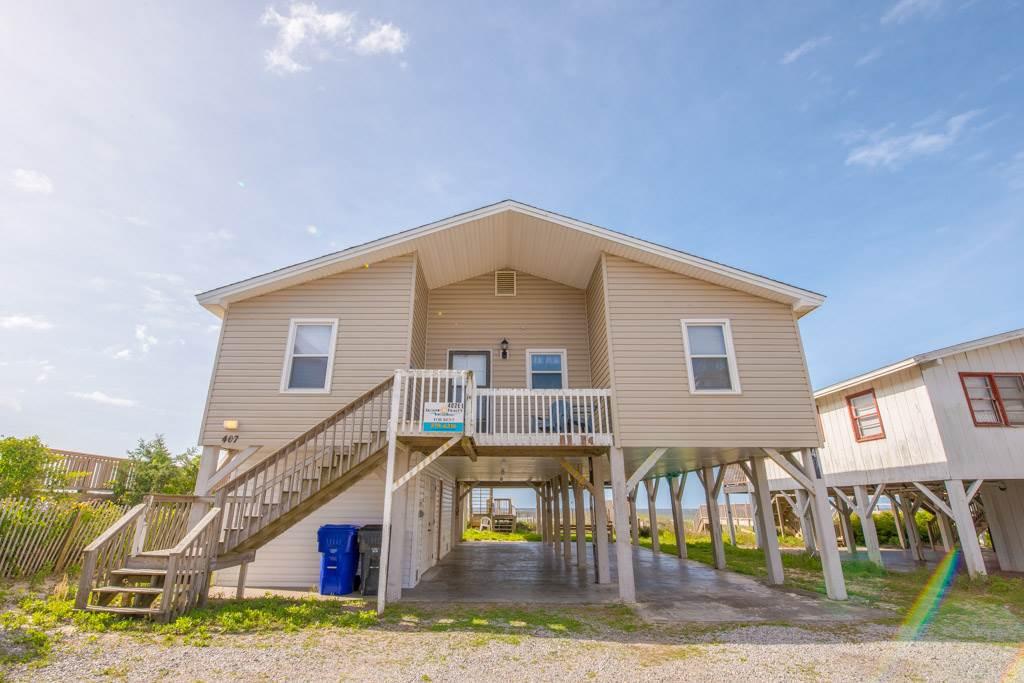 407E1 - Oceanfront House