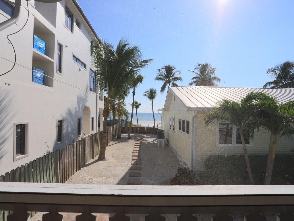 Sea Palms and Breezy Beach