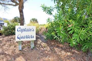 1205W - CAPTAINS QUARTERS | Photo