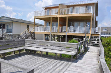 413W28 - PELICAN PERCH- WEST | Photo