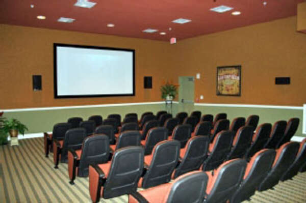 On-site facilities:- Movie theatre