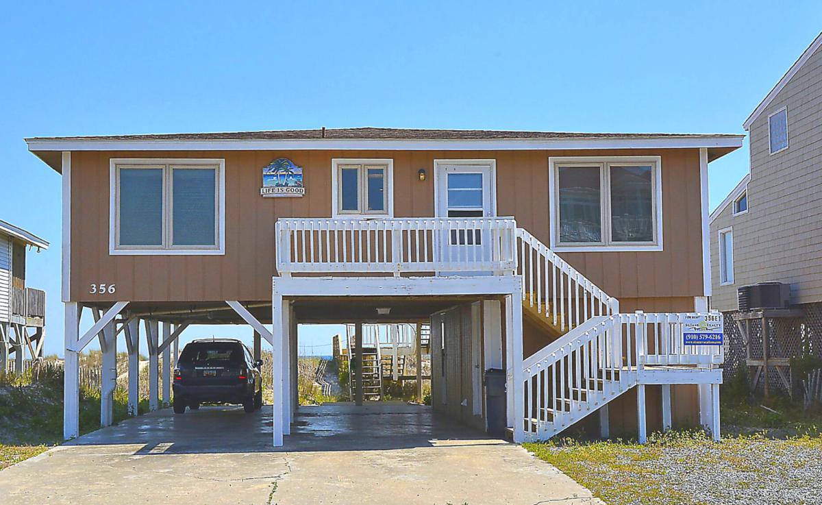 356E1-Oceanfront Home