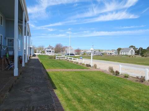 2 Parking spots designated for you right out front! 18 Starfish Lane Chatham Cape Cod - New England Vacation Rentals