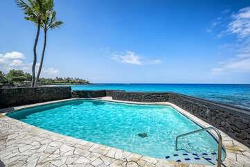 Kona Magic Sands Pool Area