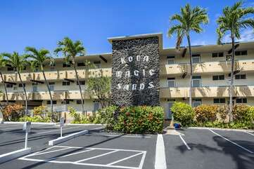 Welcome to Kona Magic Sands!