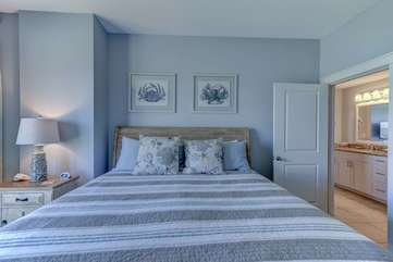 Other guest bedroom with queen size bed