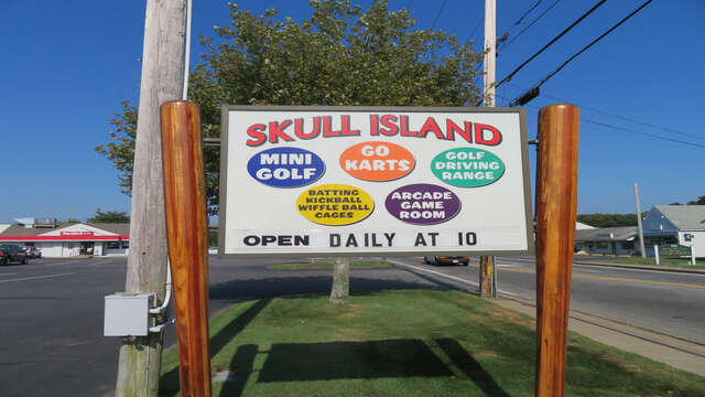 So much fun for the kids!! Just up the Street. South Yarmouth Cape Cod New England Vacation Rentals