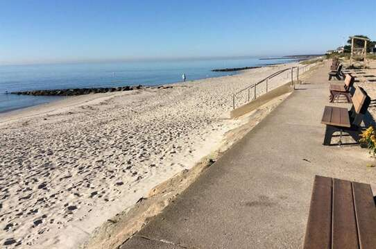 Just a short bike ride or drive (parking is available for a fee) is Parkers Beach! Yarmouth Cape Cod New England Vacation Rentals