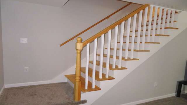 Head to the lower level-10 Melva Street South Yarmouth Cape Cod New England Vacation Rentals