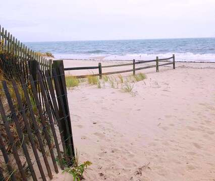 South Middle Beach is a private beach you can walk or bike to from the house just .7 tenths of a mile! South Yarmouth Cape Cod New England Vacation Rentals