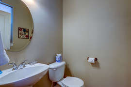 Powder Room - Downstairs
