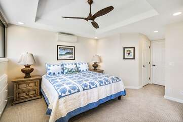 Bedroom 3 with Cal King Bed