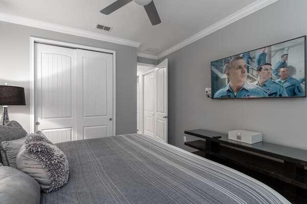 Relax in this elegant room