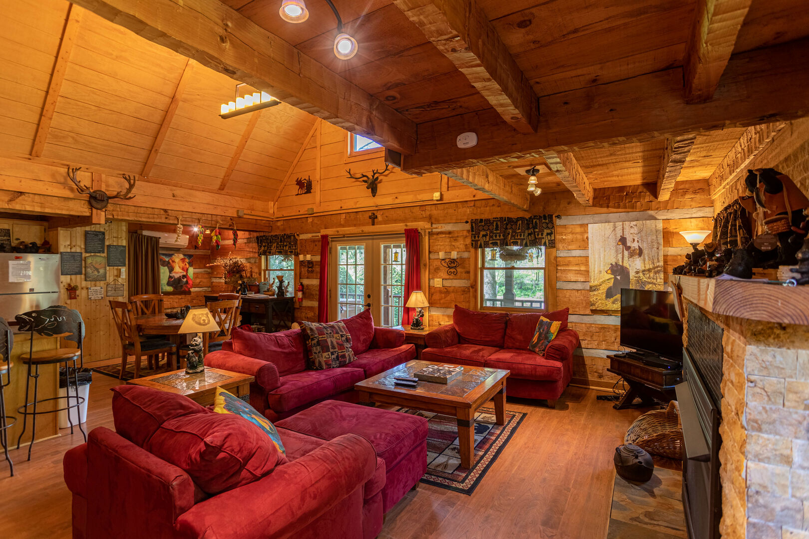 Property Info The Best Boone Nc Cabin Rentals And Blowing Rock Nc Cabin Rentals