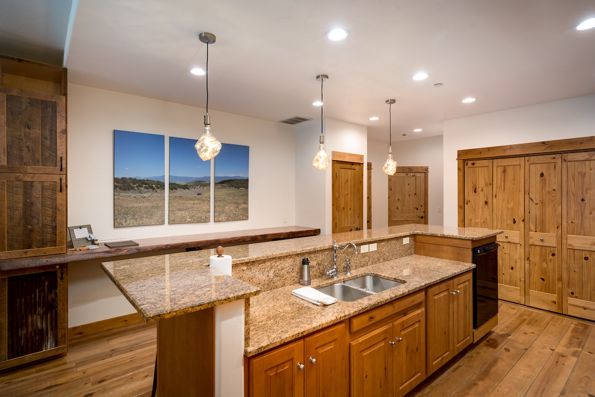 Low countertops