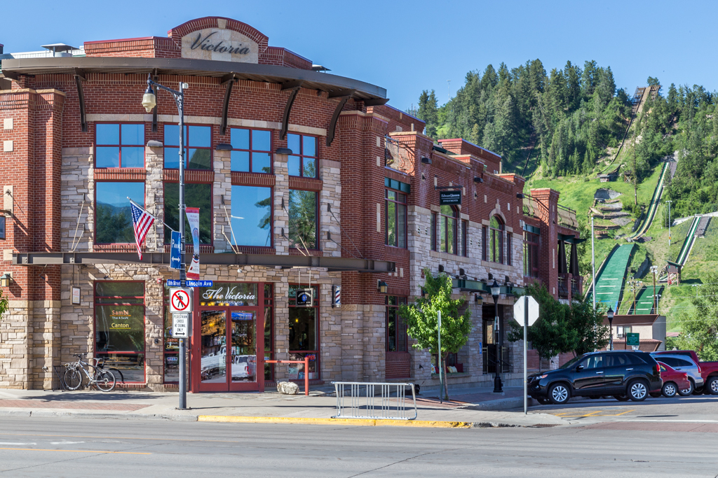 Exterior of this Steamboat Springs Luxury Condo