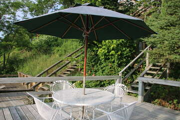 Outdoor Living - Lower Level