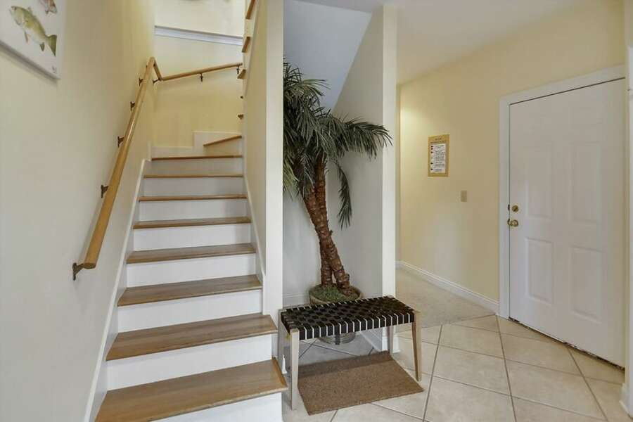1st Floor Front Entry
