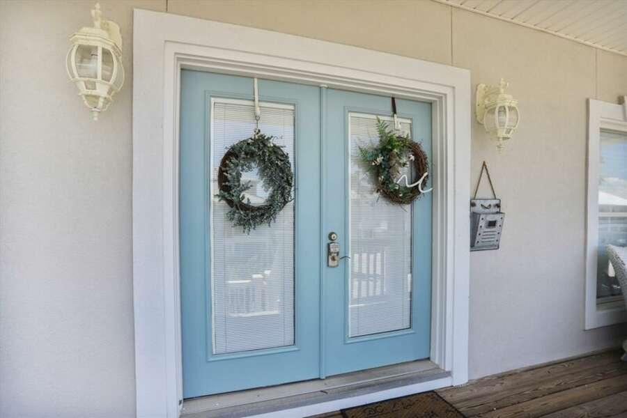 2nd Floor Front Door