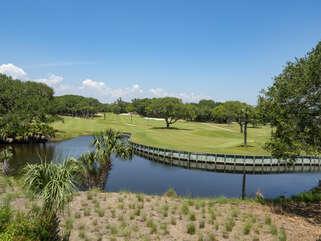 Amazing golf course and lagoon views
