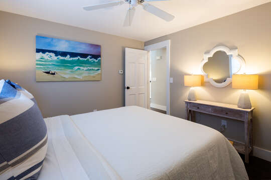 Comfortable bedding and furnishings throughout - 55 Lime Hill Chatham Cape Cod - New England Vacation Rentals