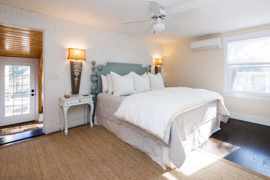 Serene and inviting master bedroom (bedroom 3) - 55 Lime Hill Chatham Cape Cod - New England Vacation Rentals