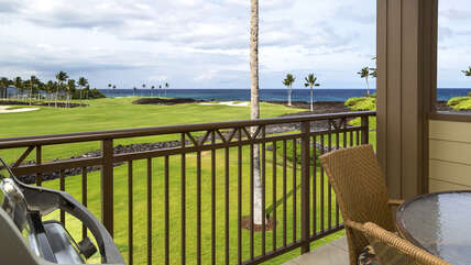 More great Ocean Views from your lanai