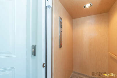 Elevator with access to all floors