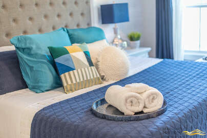 We provide your bath towels