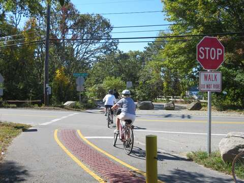 0.6 Miles to the Bike Path - Harwich Cape Cod - New England Vacation Rentals