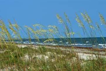 Seabrook Island has 3.5 miles of pristine beach