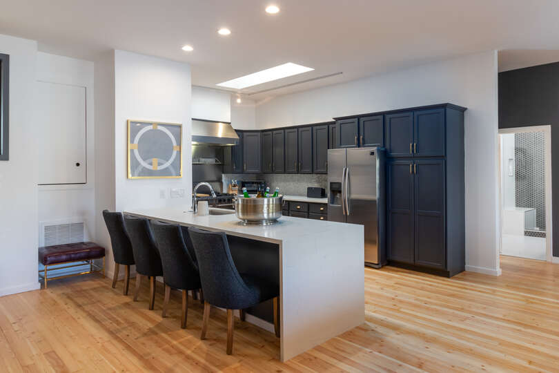 Image of Kitchen in Luxury Vacation Rental in Scottsdale.