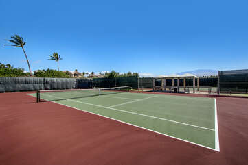 Shores at Waikoloa Tennis Courts