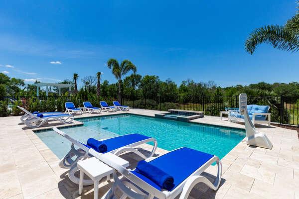 Soak up all the Florida sun